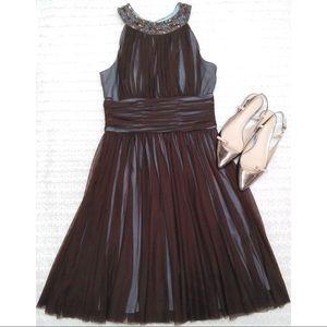 JS Boutique Roched Dress 6P